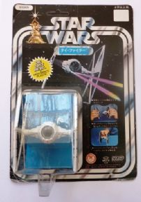 Star Wars Takara Diecast Tie Fighter